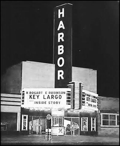 Old Pictures Of Ecorse Harbor Theatre Old Photo Ecorse