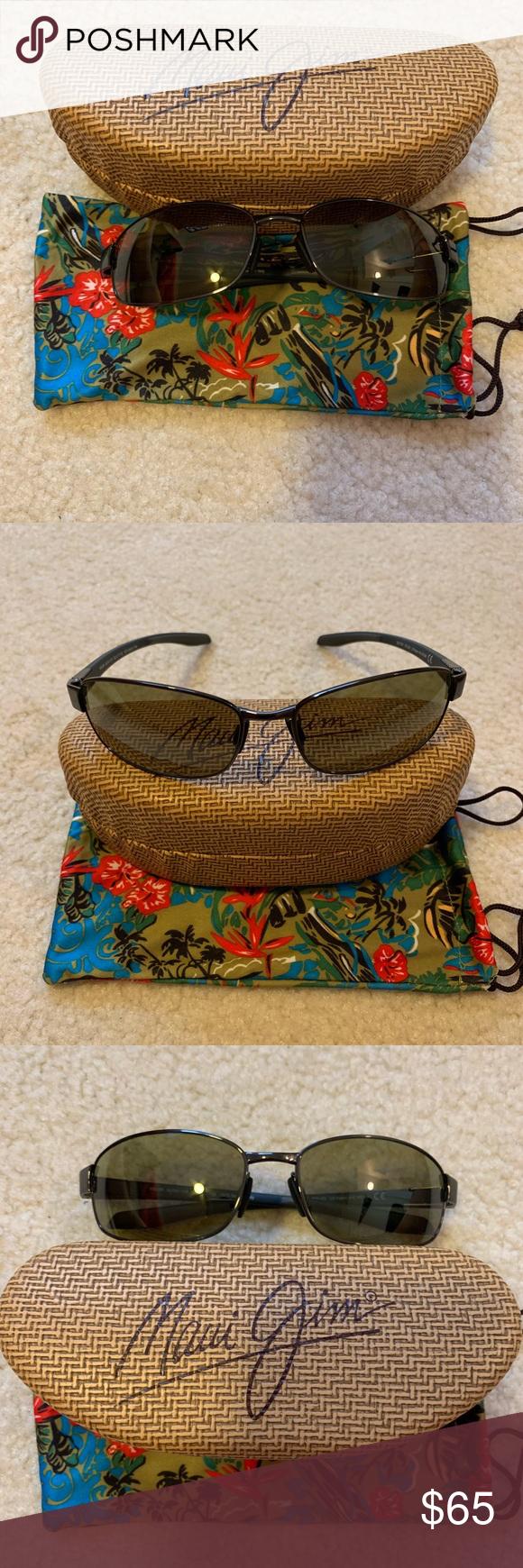 Maui Jim Warranty >> Maui Jim Salt Air Sunglasses New Maui Jim Unisex Salt Air