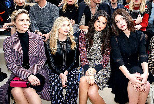 Ciara Chantel Jeffries Sofia Vergara And More Selena Gomez Daily Celebrities Chloe Moretz