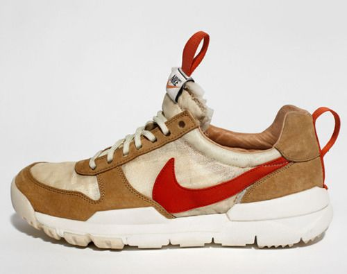 nike craft / mars yard shoe ~ by tom sachs