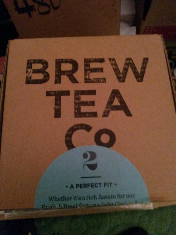 Here's my contribution to  - the Brew Tea Co. @MuseumofBrands   via @tom_davall