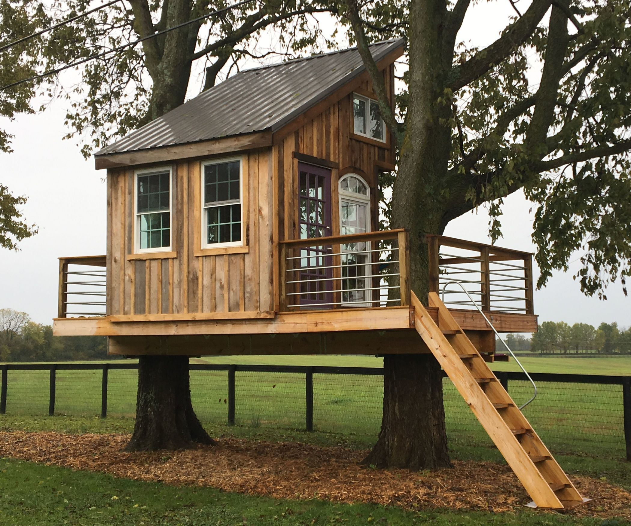 Tree House Plans, Tree House Designs
