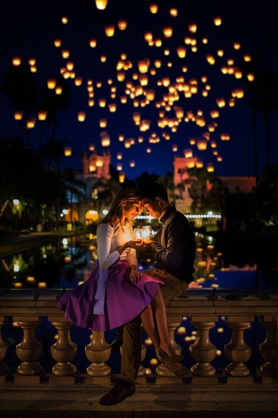 25 Cuteness Overload From Disney Proposal Ideas