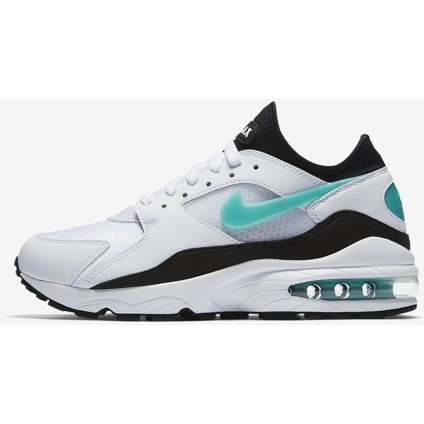 4c1cd2d94d3e Nike Air Max 93 Women's Shoe. Nike.com (2.010 ARS) ❤ liked on Polyvore  featuring shoes, nike shoes, nike footwear and nike