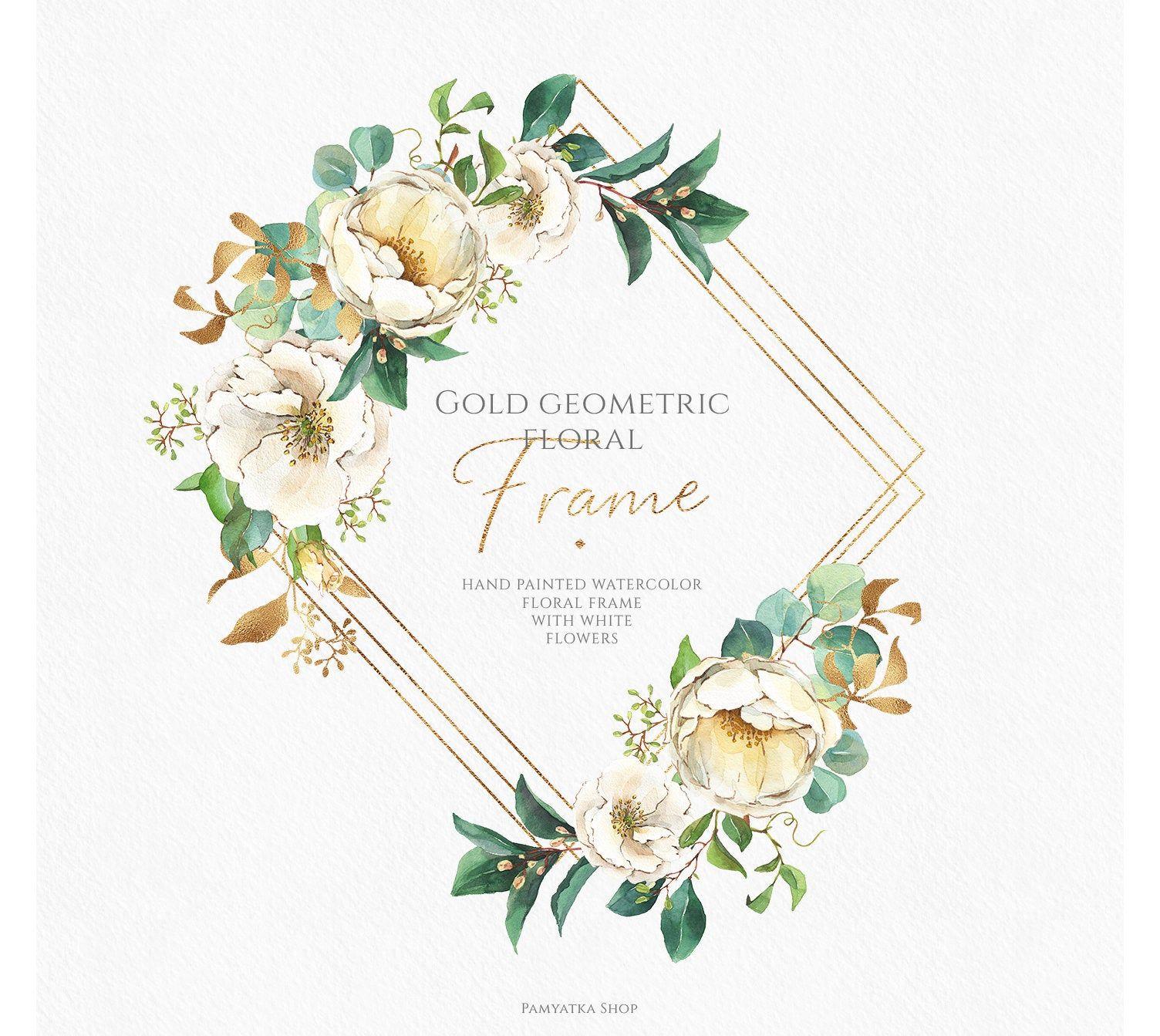 Download Premium Png Of Rectangle Gold Frame With Floral Outline 2019684 Frame Border Design Gold Border Design Floral Border Design