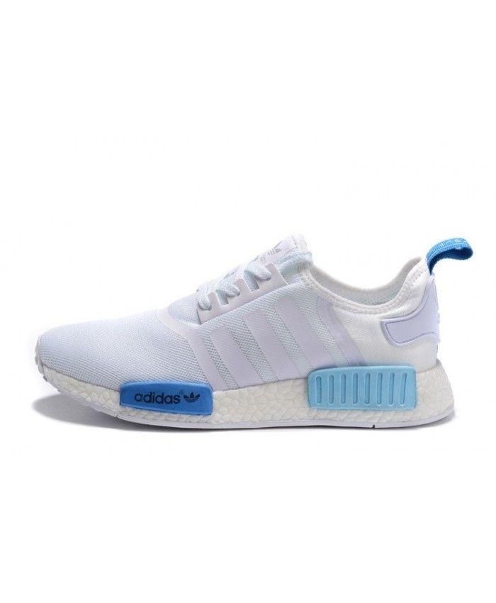 adidas nmd femme bleu