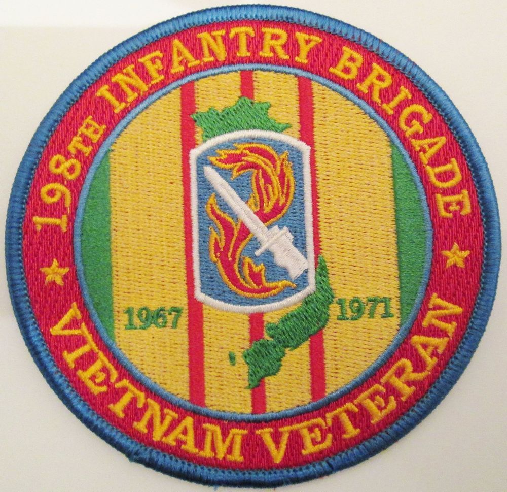 "U.S. Air Force 4"" Vietnam Veteran Patch 