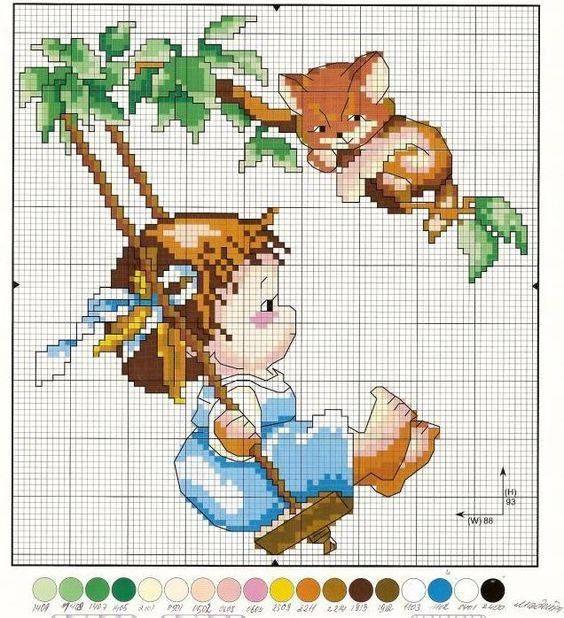 Pin von Autumn Hansen auf Cross Stitch   Pinterest   Decken und ...