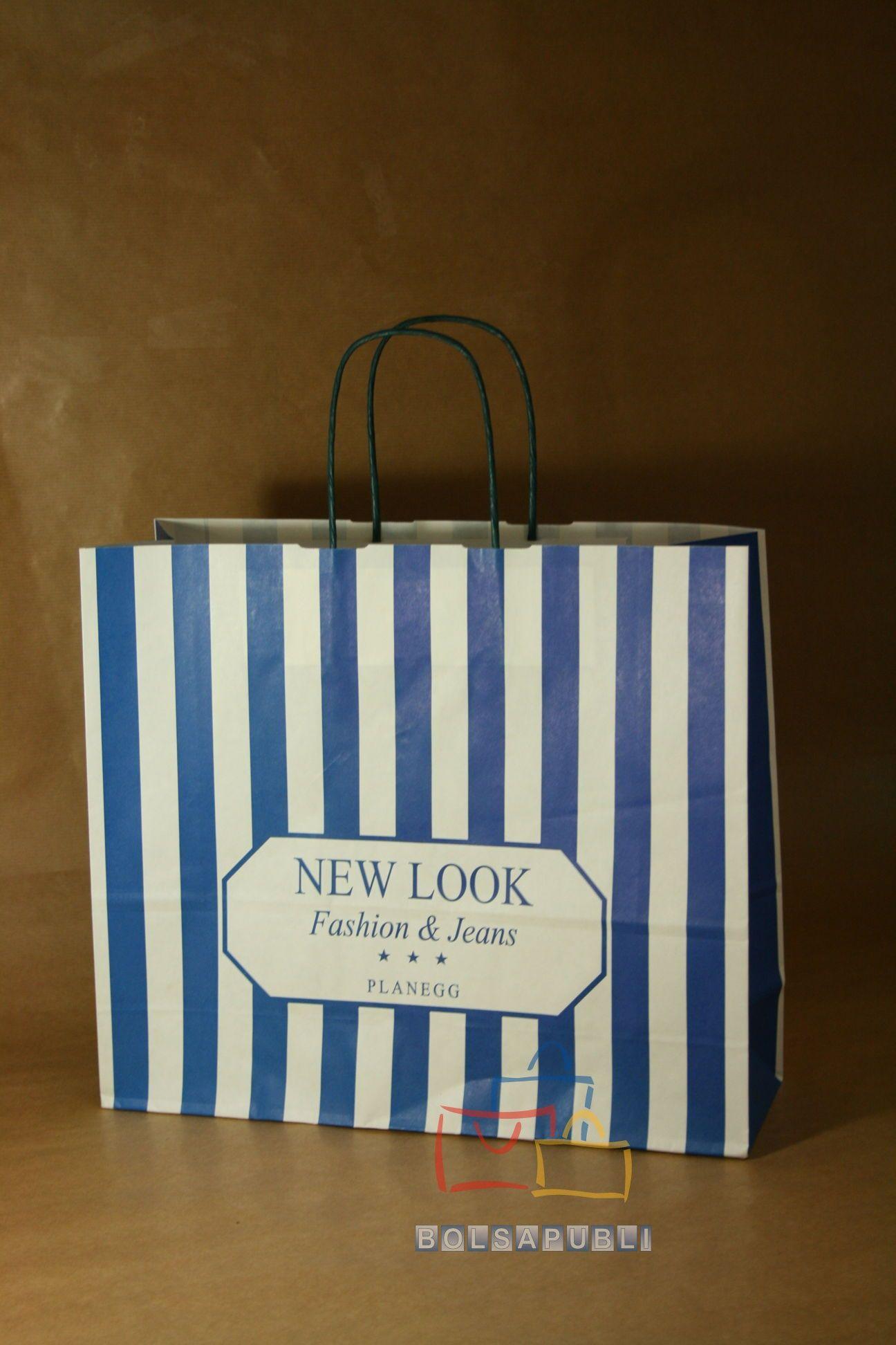 ddea051f8 Bolsas de Papel | Bolsas de Asa Rizada | Sobres de papel, Bolsas de ...