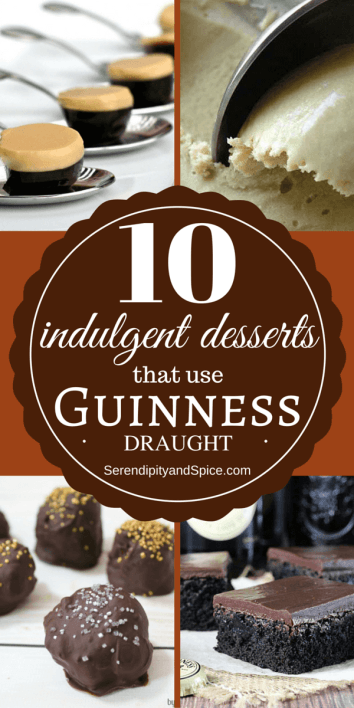 Guinness dessert recipes chocolate beer guinness and liquor desert recipes forumfinder Images