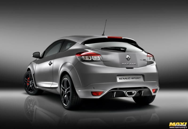 Renault Megane Iii Coupe Rs With Images Renault Megane Renault