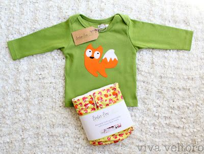 Baba + Boo Matching T-shirt and Cloth Diaper Review and Giveaway. Giveaway Ends 3/4/13