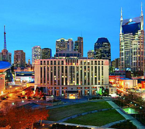 The Hilton Nashville Downtown Looks Like A Great Location For A Vacation I Ve Heard Its Also Great F Nashville Hotels Best Nashville Hotels Nashville Downtown