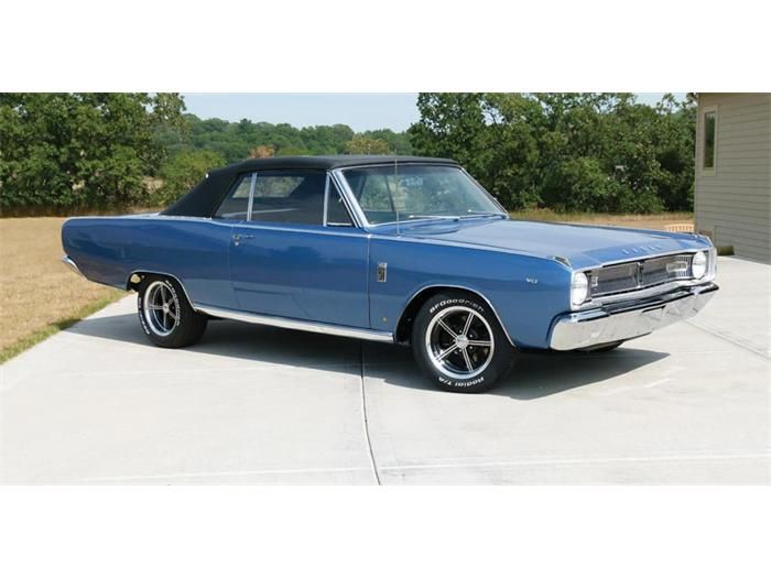 1967 Dodge Dart   Cars