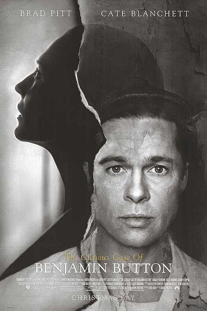 The Curious Case Of Benjamin Button Original Movie Poster Single Sided Regular Original Movie Posters Movie Posters Movies