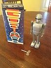 Gort Walking Wind-up Tin Robot Toy with Box From the Day the Earth Stood Still - http://hobbies-toys.goshoppins.com/robots-monsters-space-toys/gort-walking-wind-up-tin-robot-toy-with-box-from-the-day-the-earth-stood-still/