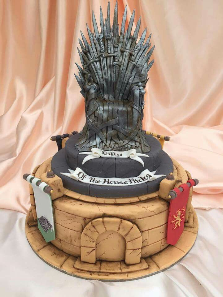Game Of Thrones Cake Cakes In 2019 Game Of Thrones