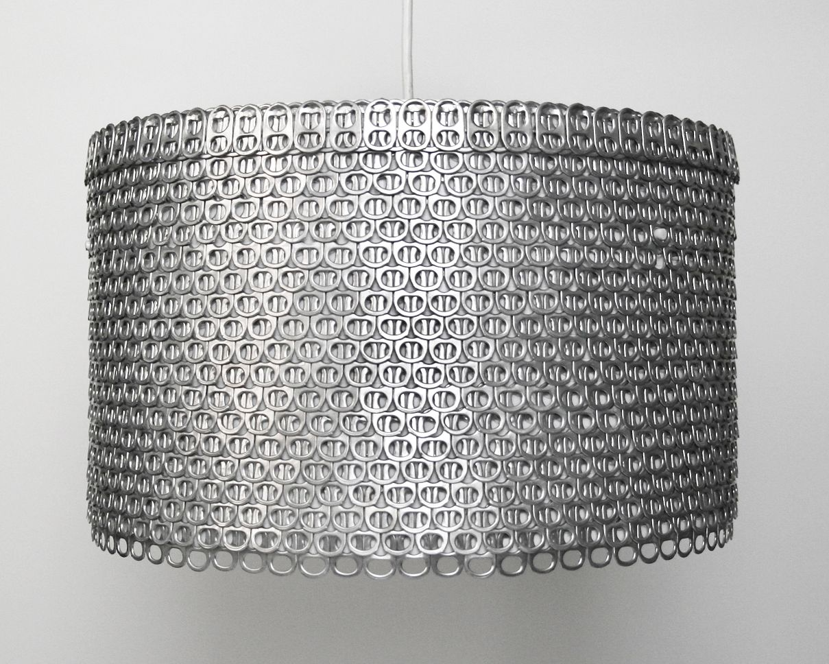 Soda can tab large drum shade soda tabs soda and pop tabs soda can tab large drum shade arubaitofo Image collections