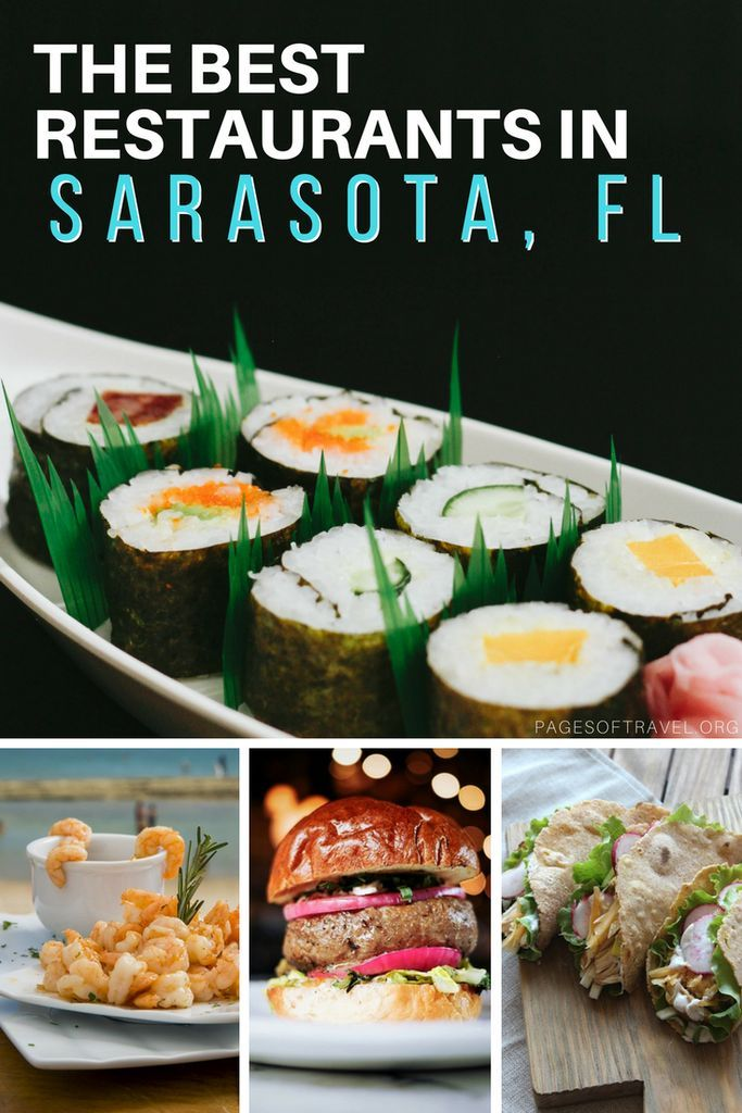 Sarasota Florida Restaurants