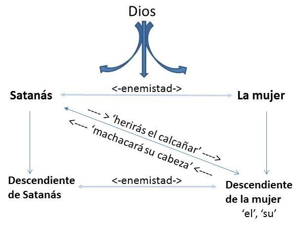 the offspring diagram-spanish
