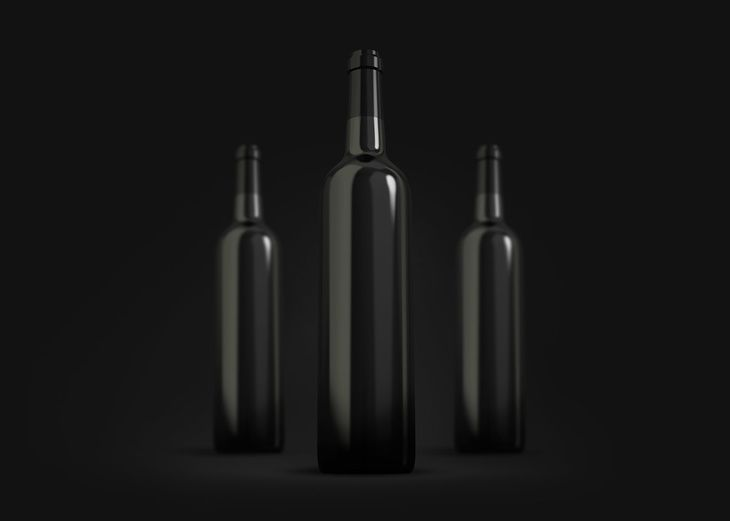 Free Wine Bottles Mockup Psd Free Psd File Bottle Mockup Free Wine Wine Bottle