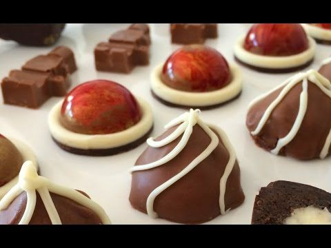 10 BEST CHOCOLATE TRUFFLES RECIPE Pt3 How To Cook That | food art