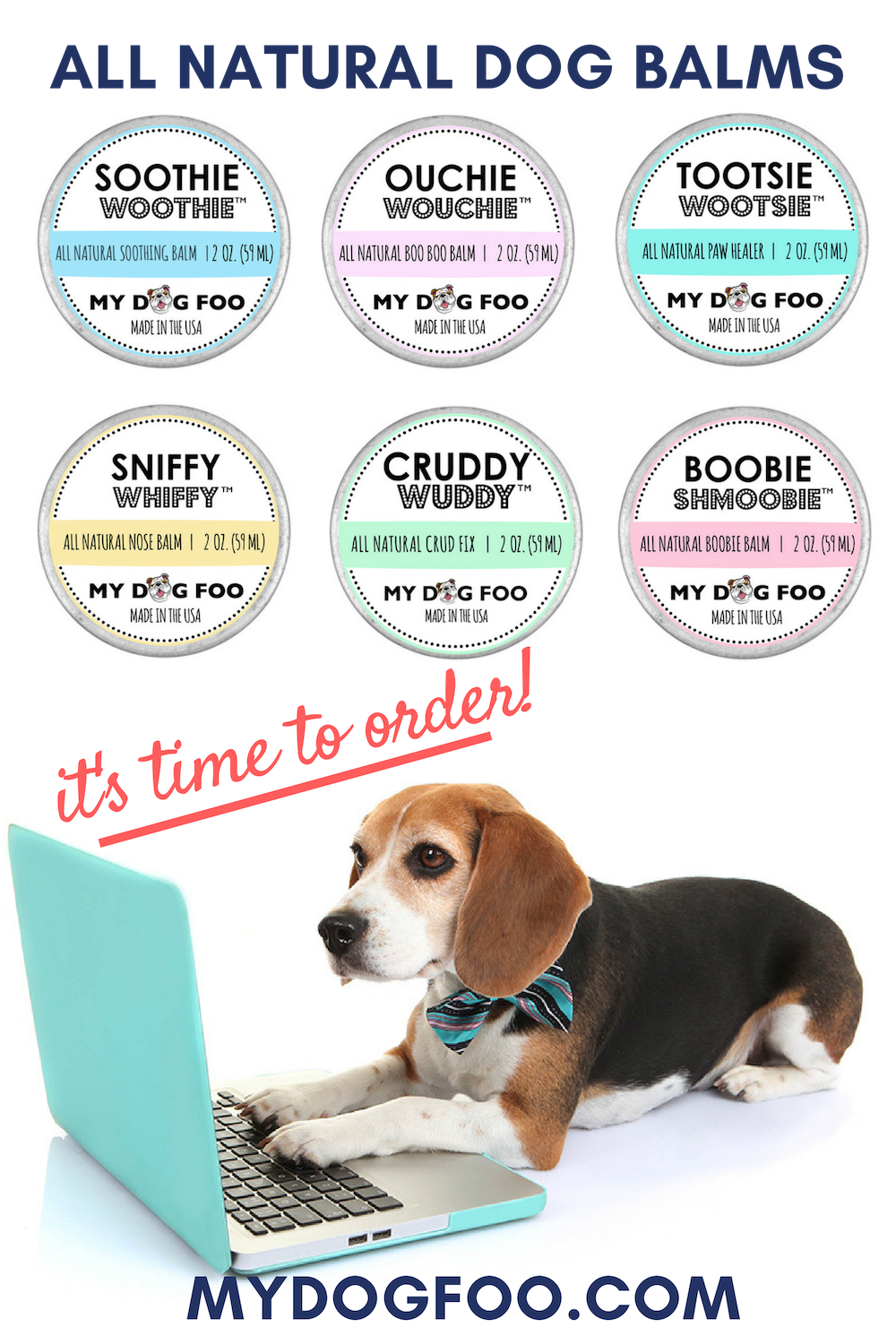 100 All Natural Vegan Cruelty Free Skin Care Products For Dogs No Chemicals Just All Natural Tail Wagging Goo Dog Balm Dog Grooming Tips Dog Health Tips