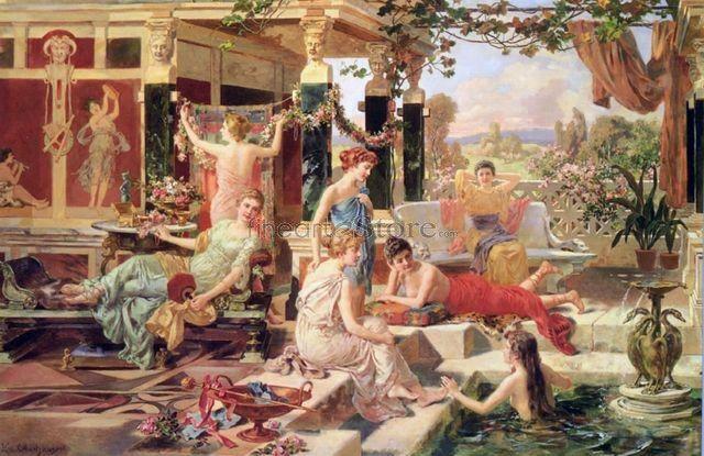 El hedonismo entonces - Mademoiselle M