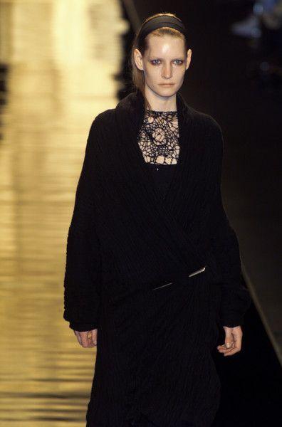 Donna Karan Fall 2001 | Kirsten Owen