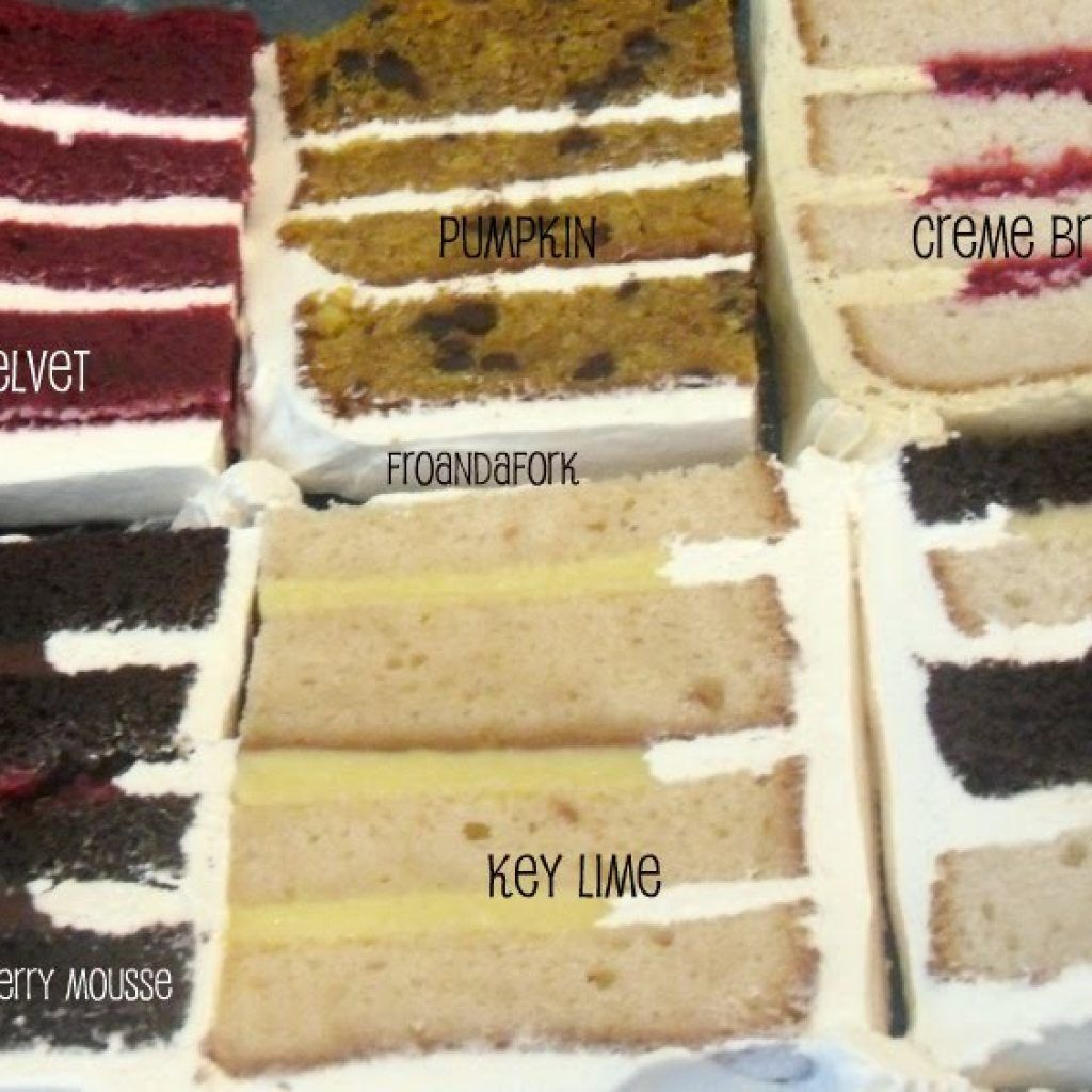 Best Wedding Cake Flavors Combinations