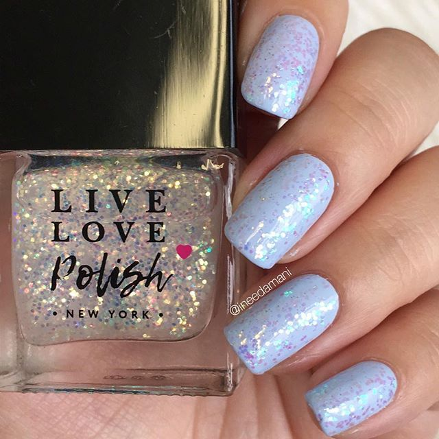Sparks Will Fly | Pinterest | Glitter nail polish, Nail polish ...