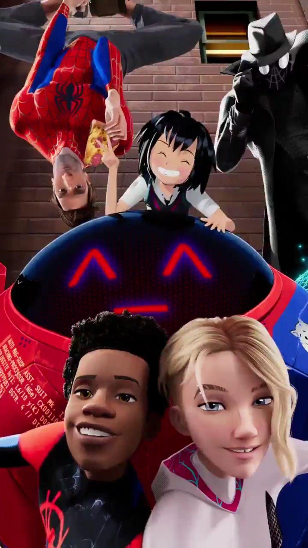 月野 On Parker Spiderman Spiderman Art Anime