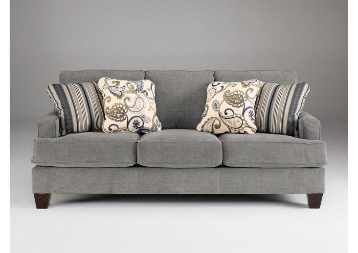 Yvette Steel Sofa Ashley Furniture Sofas Ashley Furniture Living Room Sofa