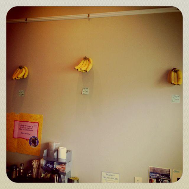 A bit of banana nonsense at atlas coffee