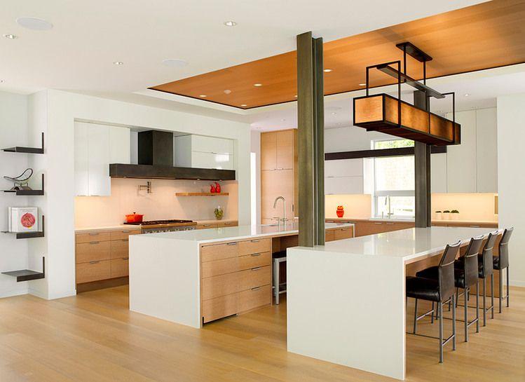 Elegant Mercer Island Residence By Stuart Silk Architects