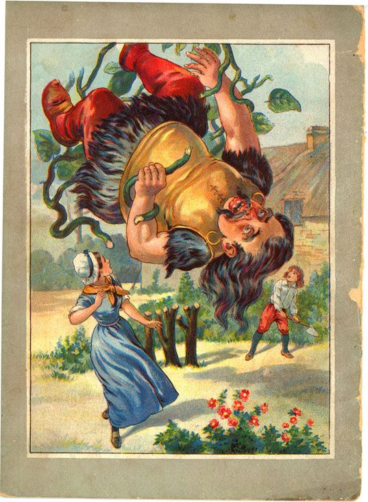 Jack and the Beanstalk, Kriss Kringle Series; published by ...