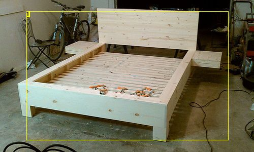 Groovy Diy Platform Bed With Floating Nightstands Build Diy Bed Theyellowbook Wood Chair Design Ideas Theyellowbookinfo