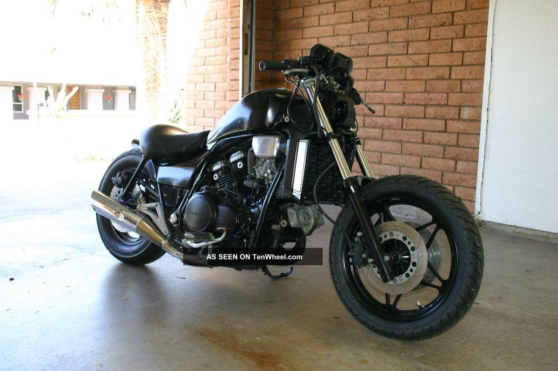 Dream Bike 1983 Honda Magna Bobber Style Looks Like A Ducati Bobber Style Honda Magna Bobber Honda Bobber [ 756 x 1136 Pixel ]