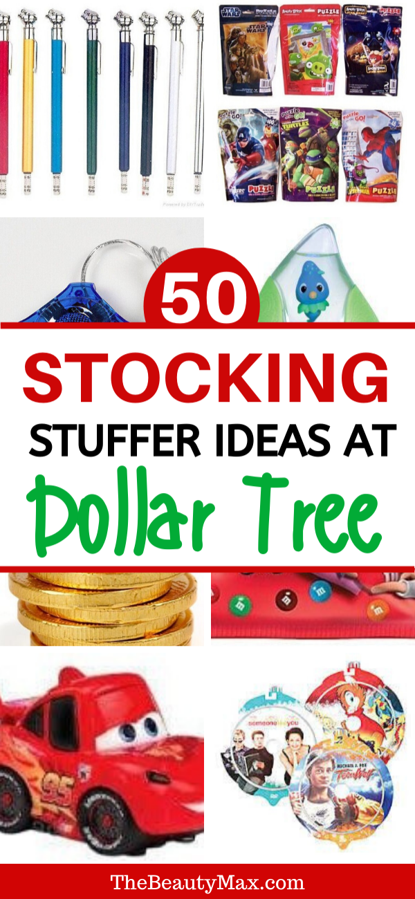 50 Cheap Stocking Stuffer Ideas You Can Get At The Dollar ...