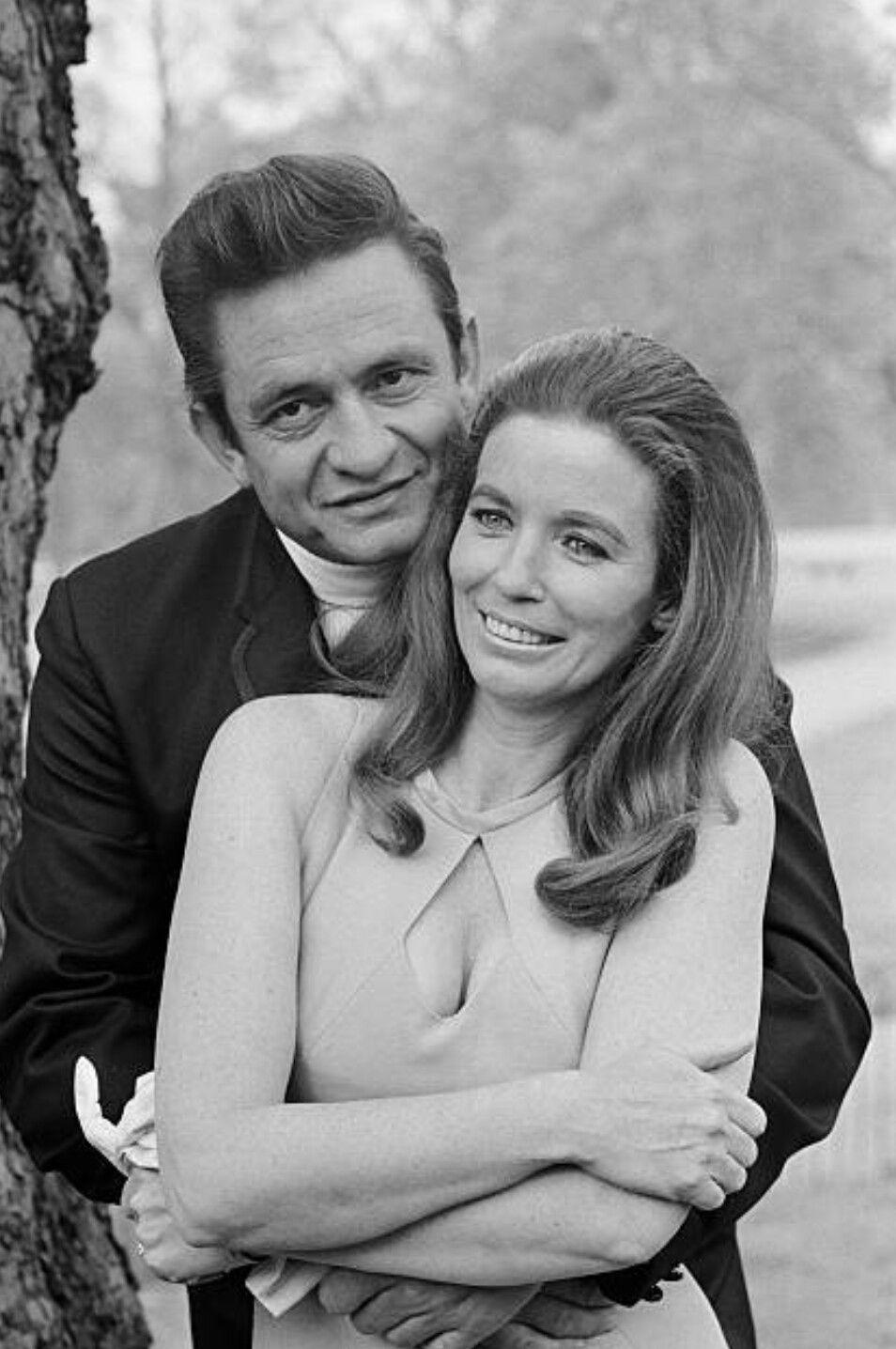 Johnny Cash & June Carter Cash | OPRY MEMBERS in 2019 ...