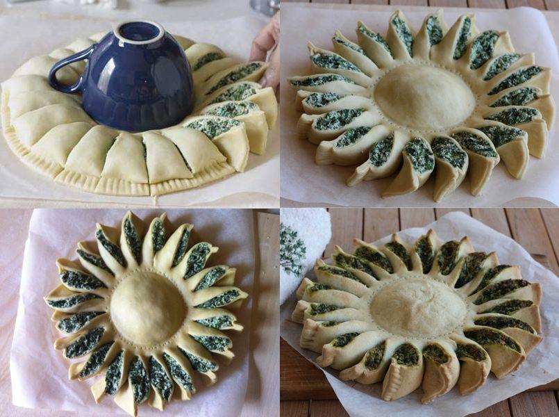 Pastel de espinacas, fácil y en 30 minutos | Recetas | Pinterest ...