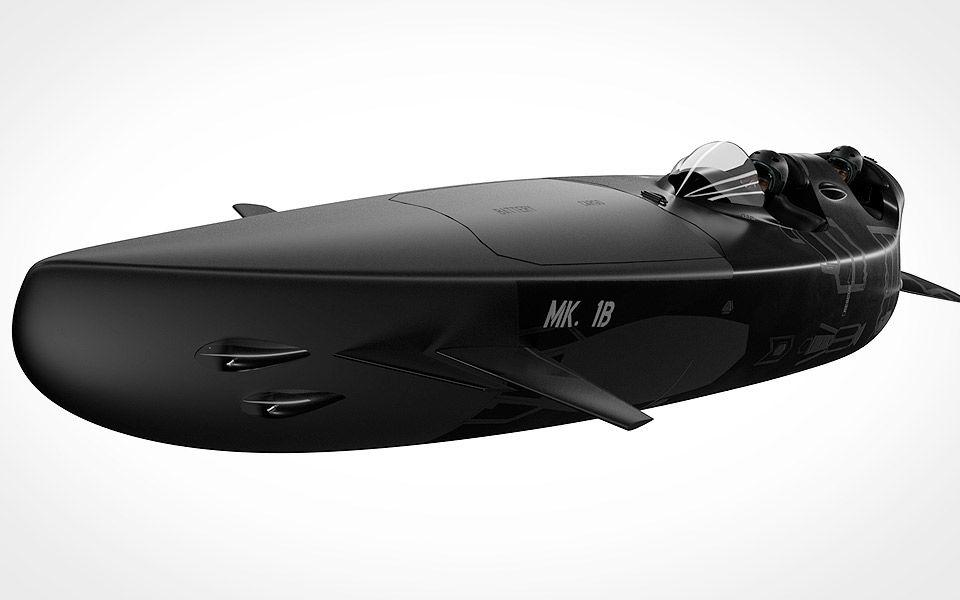 Ortega Submersibles MK.1C