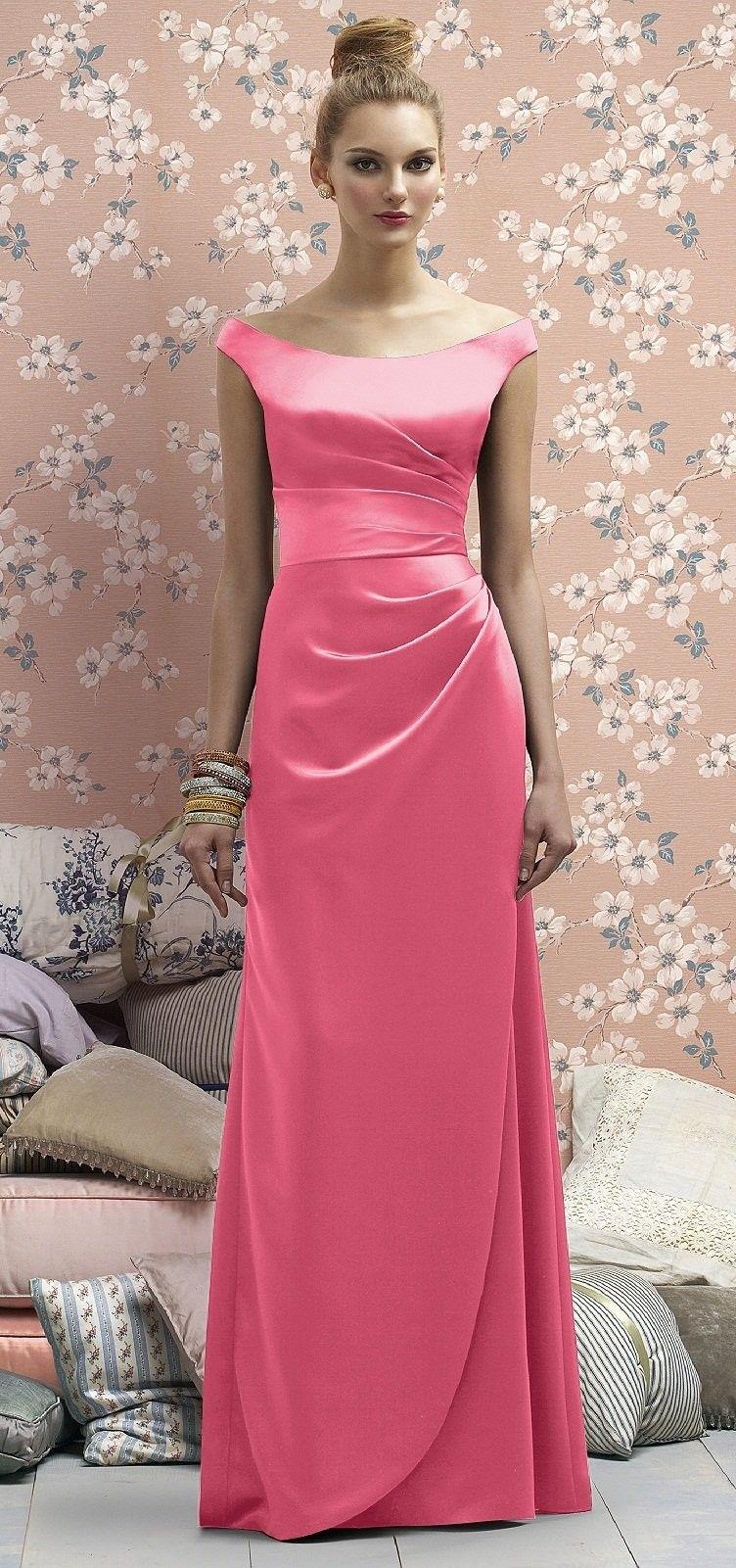 1190 - Punch | traje madrina | Pinterest | Vestido de noche rosa ...