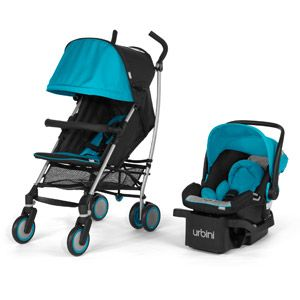 Urbini Touri Travel System But In Pink Of Course
