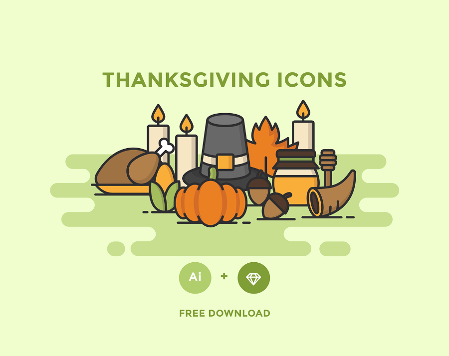 Free Thanksgiving Icon Pack Thanksgiving icon, Business