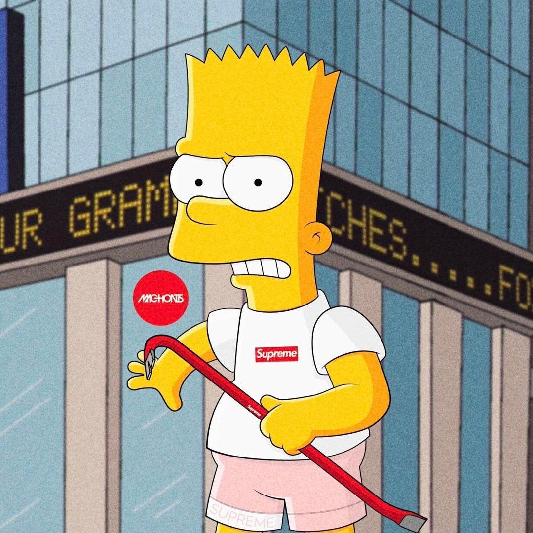 Pin De Bryant W. Em Simpsons