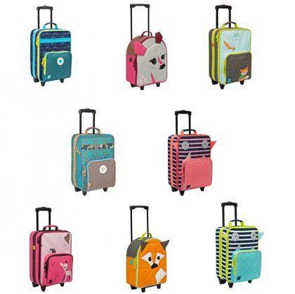 Lassig trolley koffer voor kinderen verjaardagscadeau for Cadeautips voor kinderen