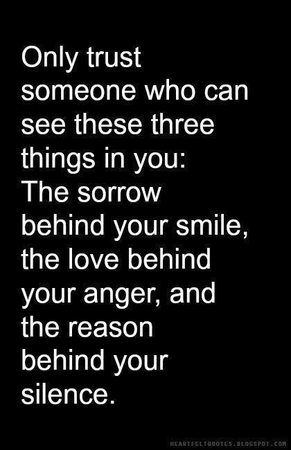 #Trust #quotes Du bist die einzige Person, die diese Dinge jemals in mir gesehen hat - #BIST #die #diese #Dinge #du #einzige #gesehen #hat #jemals #mir #Person #quotEs #Trust