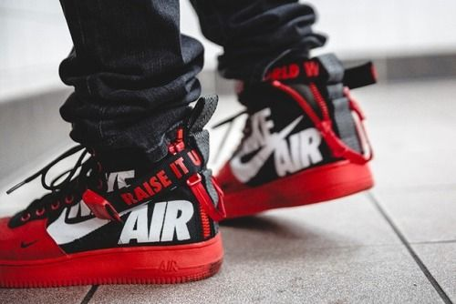 http://SneakersCartel.com Exclusive SF-AF1 Mids for Baltimore Bike Crew