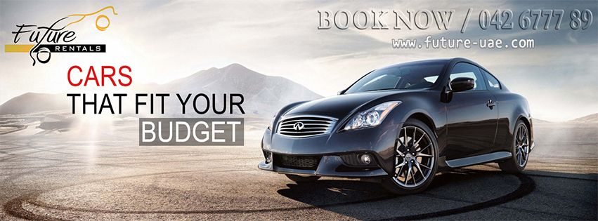 Future Rentals Cars That Fit Your Budget BOOK NOW / 042